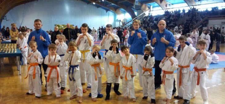 I Ogólnopolski Turniej Karate Shinkyokushin/Kyokushin dla Dzieci i Młodzieży-Końskie 10.2014