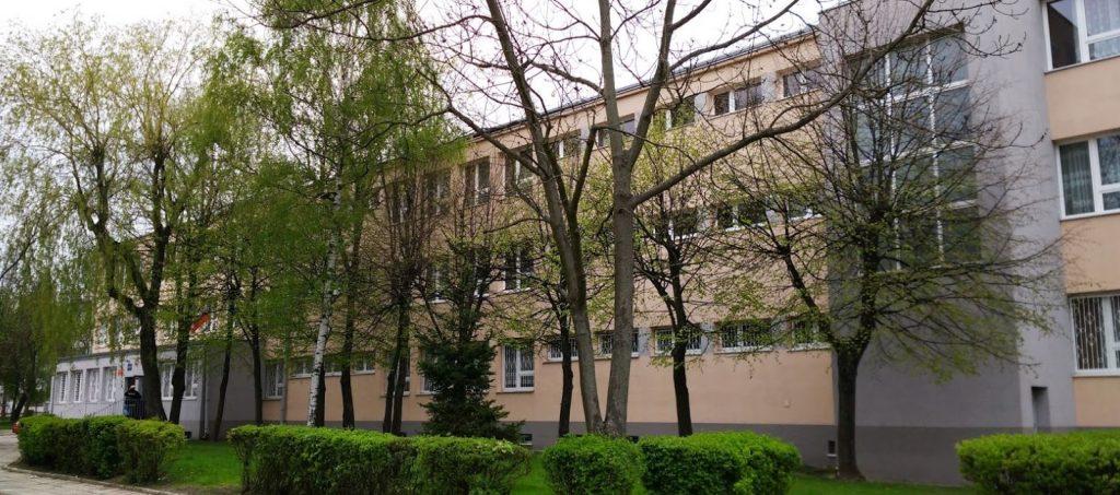 Dojo XXV LO w Łodzi