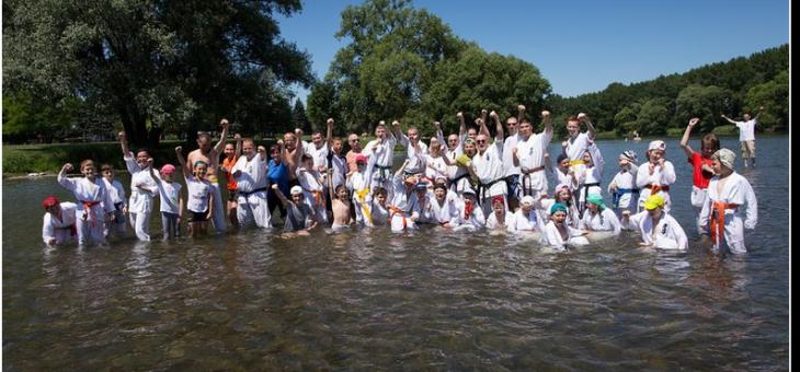Obóz Letni Karate Kyokushin-Sanok 2016