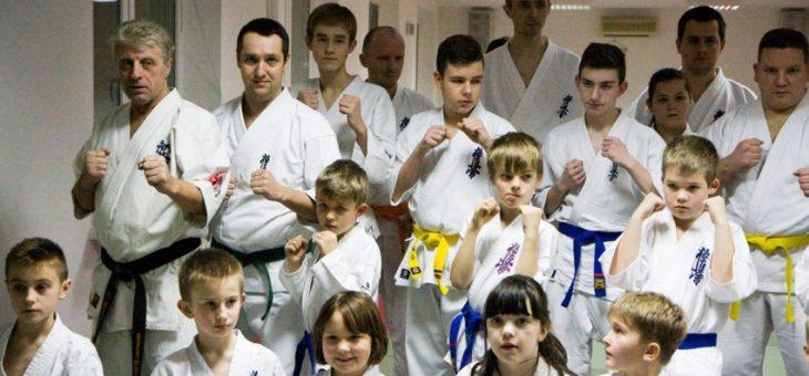 Egzamin na stopnie kyu junior i senior-01.2015