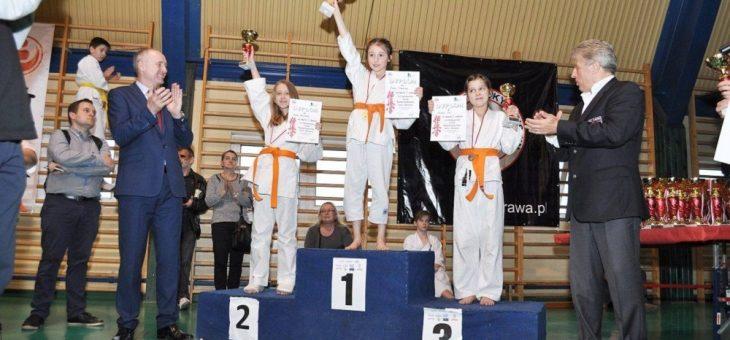 V Ogólnopolski Turniej Karate Kyokushin Dzieci i Młodzieży-04.2016