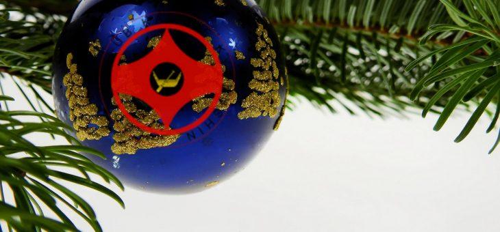 Kartka z życzeniami Świąteczno-Noworocznymi