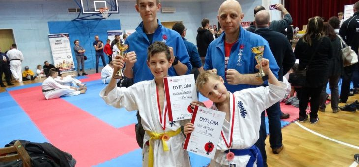 II Edycja Świętokrzyskiej Ligi Karate Koronea CUP 28.10.2017