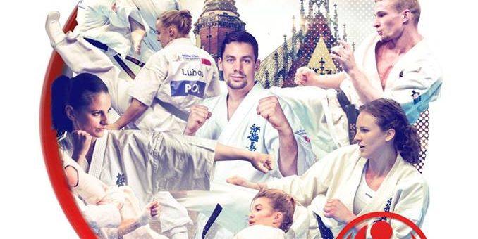 Grupowy wyjazd ŁKKK na Mistrzostwa Europy Karate Shinkyokushin do Wrocławia