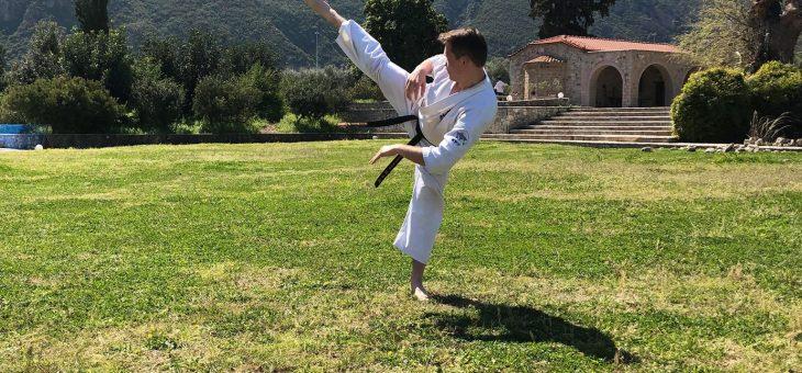 Sensei Piotr uczestniczył w Międzynarodowym Seminarium Karate Kyokushin