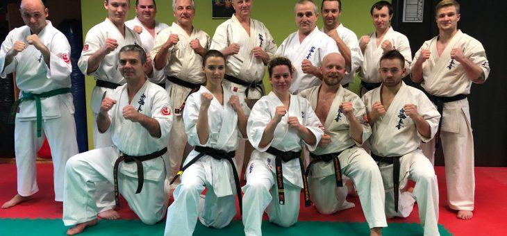 Seminarium dla instruktorów karate kyokushin