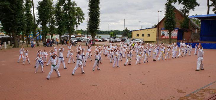 Trening ŁKKK na terenie Parku na Zdrowiu: 24.06.2020 środa