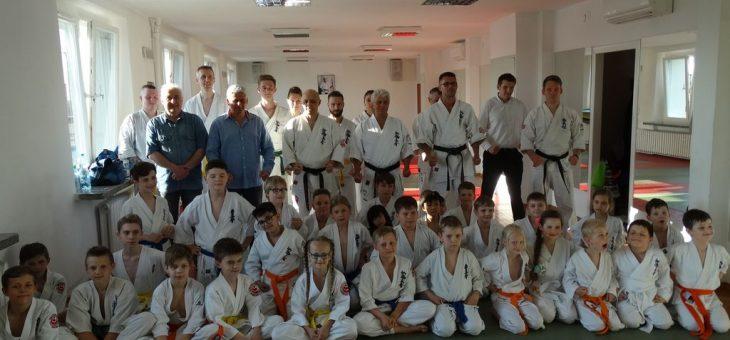 Wznowienie treningów w ŁKKK, w dniu 07.12.2020 (poniedziałek)