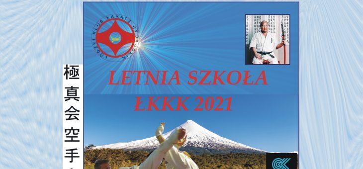 Letnia Szkoła ŁKKK 2021 w Lipcu